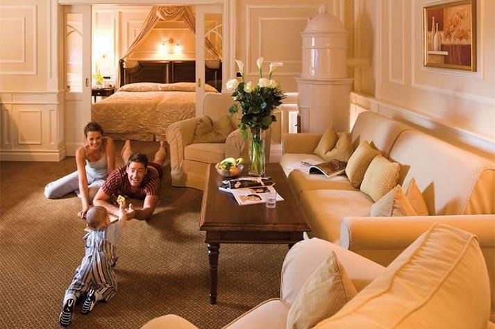 cavallino bianco miglior family hotel del mondo