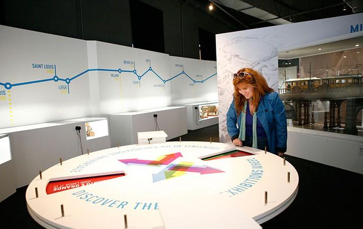 mostra exponendo museo nazionale scienza di milano