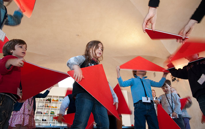mostre per bambini e ragazzi al palazzo delle esposizioni a roma