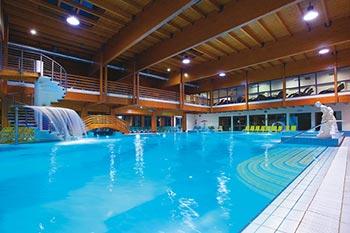 Terme di Bibione piscine interne