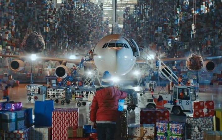 finnair official airline of santa claus