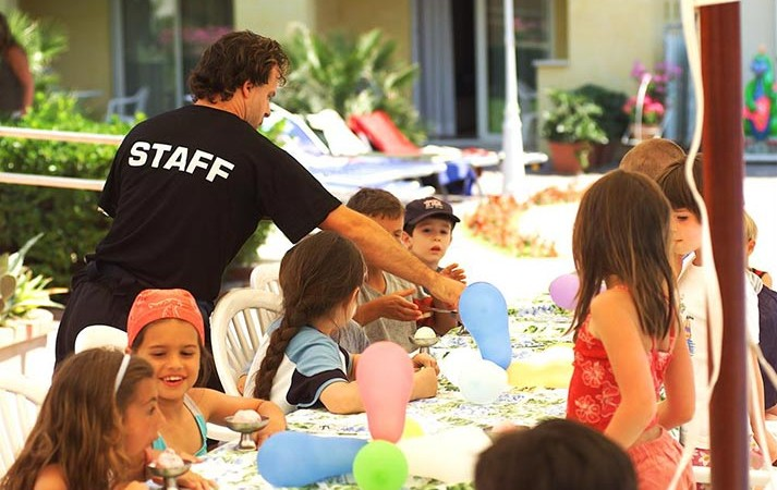 hotel valverde cesenatico corso di piadina per bambini