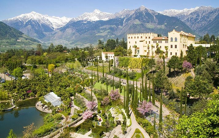 I Giardini di Siss a Merano