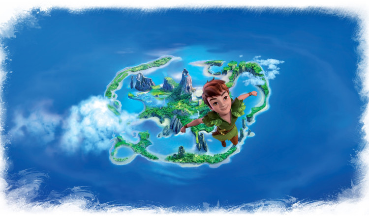 MIRABILANDIA La Nuove Avventure di Peter Pan low res
