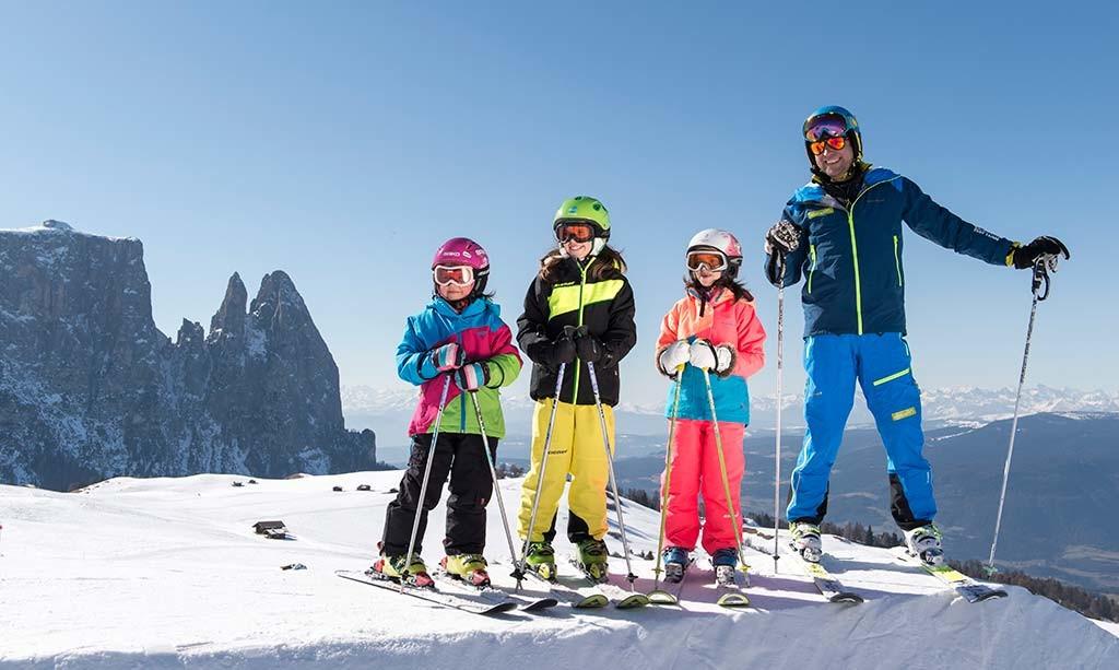 Alpe di Siusi con i bambini