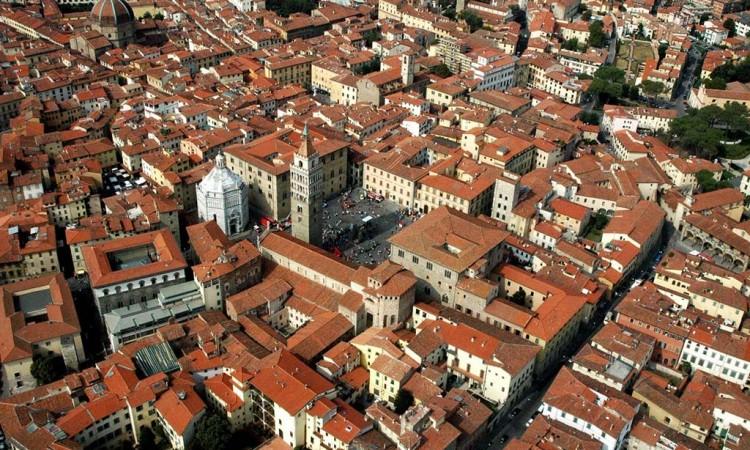 Centro storico di Pistoia