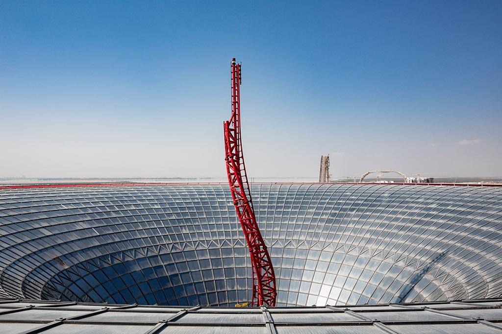 Ferrari World Abu Dhabi Turbo Track