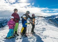 alpbach austria sciare a natale con i bambini