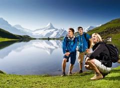 visitare la regione dello jungfrau in svizzera con bambini