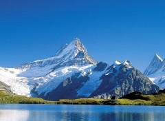 panorami dello jungfrau in svizzera