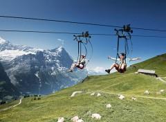attività per famiglie sullo jungfrau