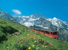 jungfraujoch railways