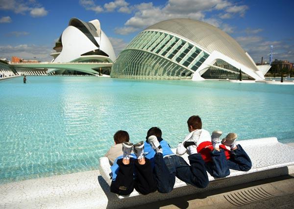 Vacanze per famiglie a valencia hotel per famiglie a for Spiaggia malvarrosa valencia