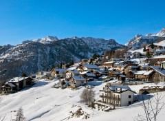vacanze invernali neve valle d'aosta bambini