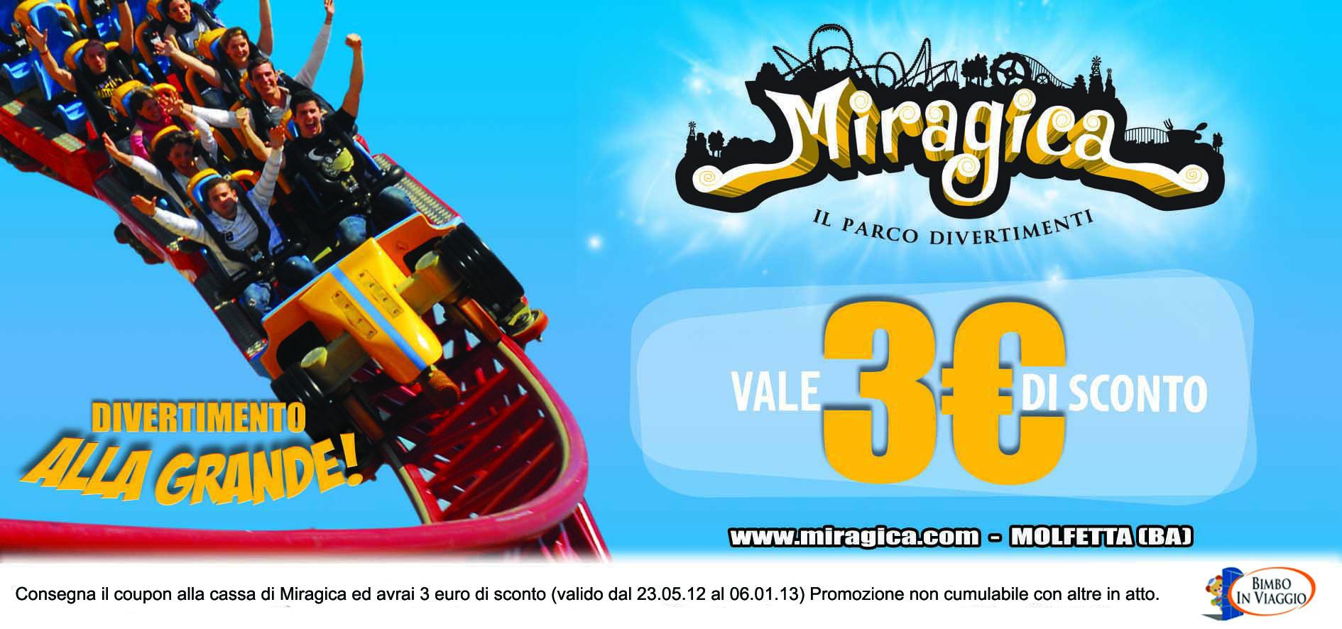 coupon miragica