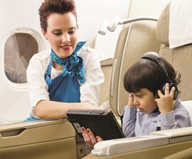 Gulf Air Family Friendly Airline
