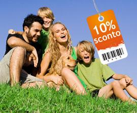 prenota prima con bimboiniaggio ed avrai il 10% di sconto sul soggiorno