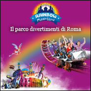 magic rainbowland parco divertimento roma valmontone