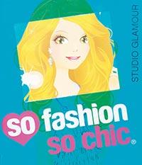edicart libri per ragazze so fashion so chic