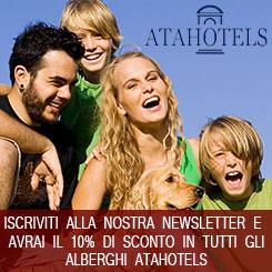 promozione e sconti alberghi atahotels 2014