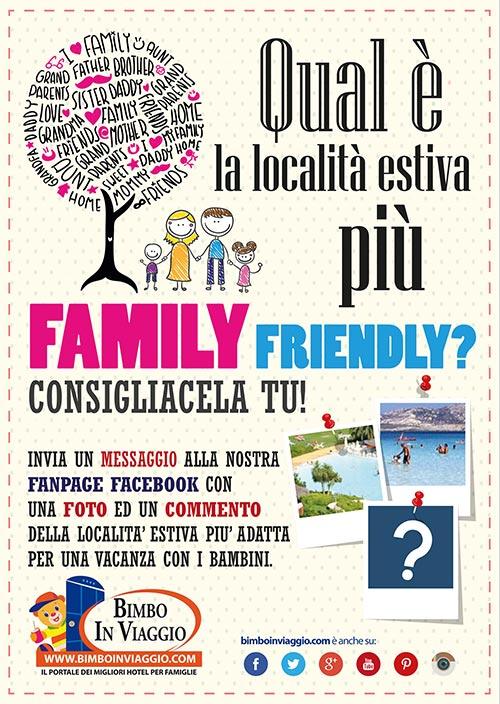destinazioni family friendly