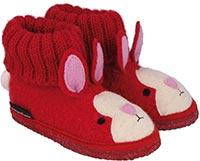 Pantofoline per bambini HAFLINGER