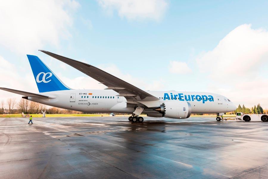 Air Europa Boeing B787 Dreamliner