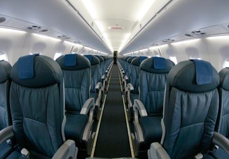 Interni aereo Embraer Air Europa