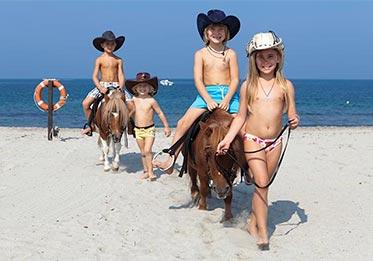 horse country resort sardegna mare
