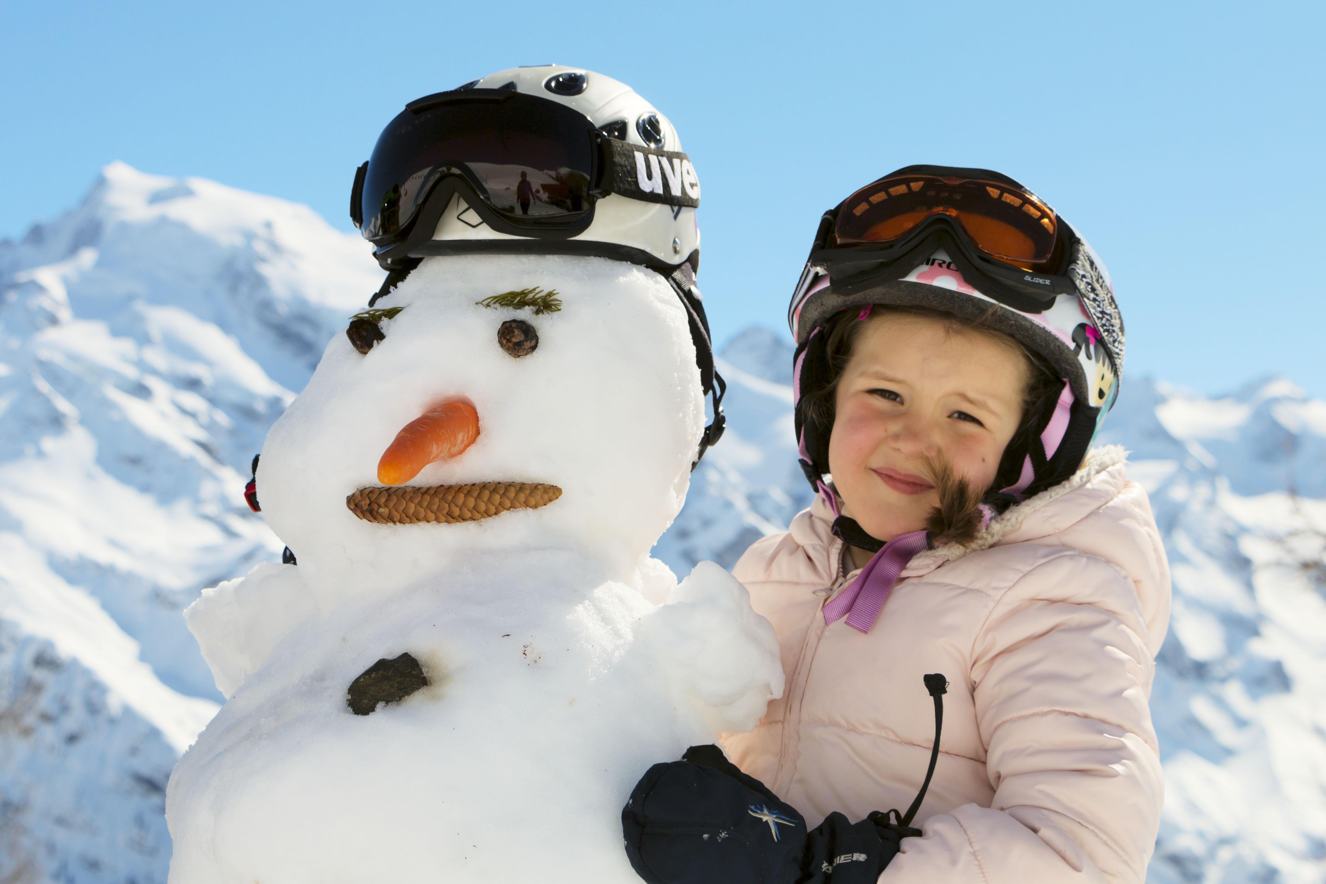 Südtirol, Vinschgau, Winter, Trafoi, Familie, Skifahren, Kinder,