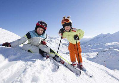 carnevale con i bambini in montagna