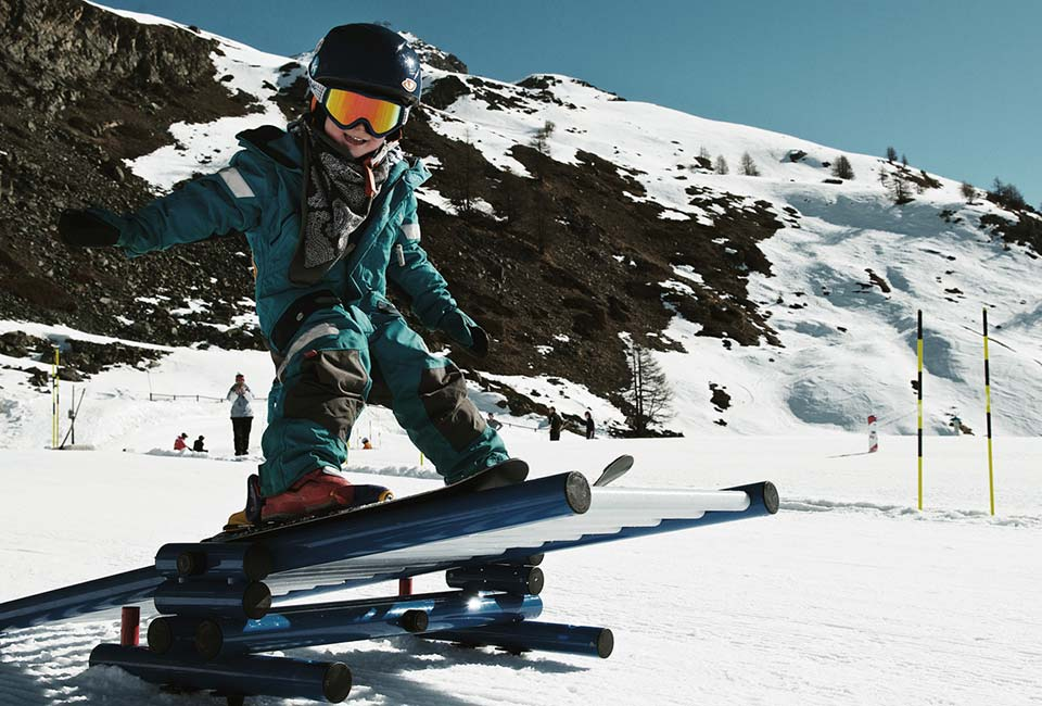 vacanze per famiglie sulla neve sul matterhorn