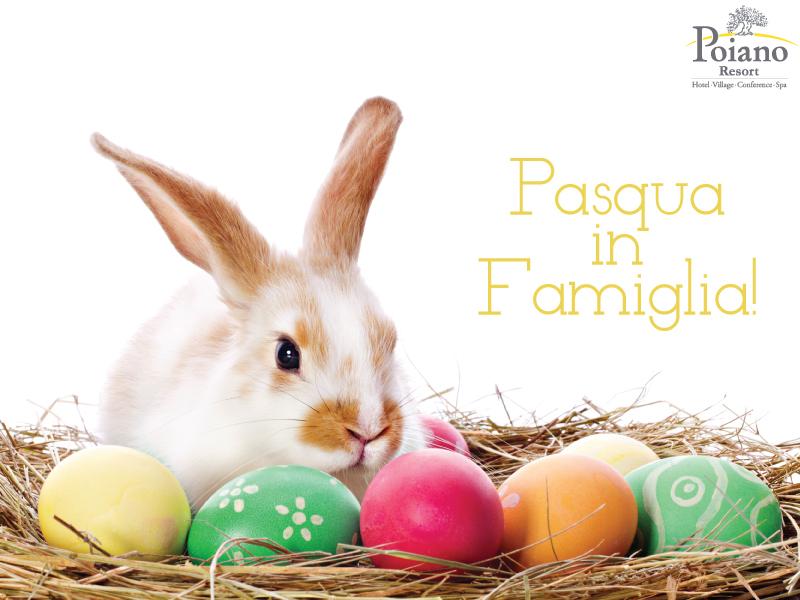 Pasqua in Famiglia al Poiano Resort sul Lago di Garda