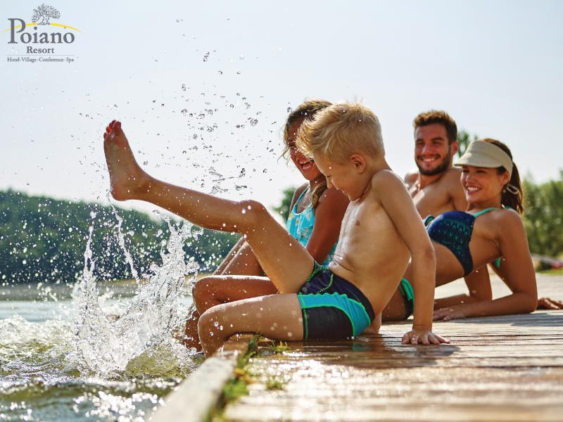Bambini sempre gratis al Poiano Resort