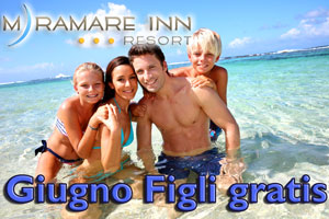 ALL INCLUSIVE FIGLI GRATIS