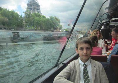weekend con i bambini a parigi