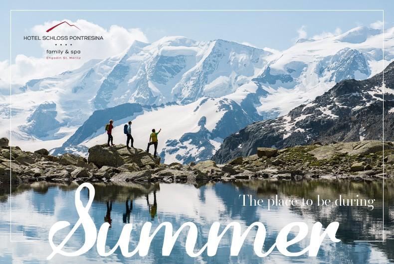 pacchetto estate pontresina svizzera