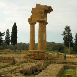 unesco valle dei templi di agrigento sicilia
