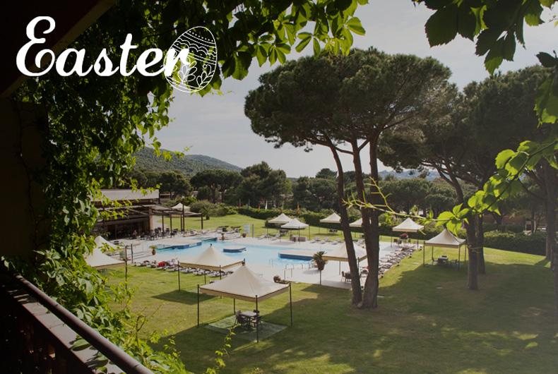 Pasqua 2017 in Maremma Toscana a Punta Ala