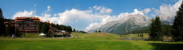 Golf Hotel Campiglio - Long Stay Summer -25%