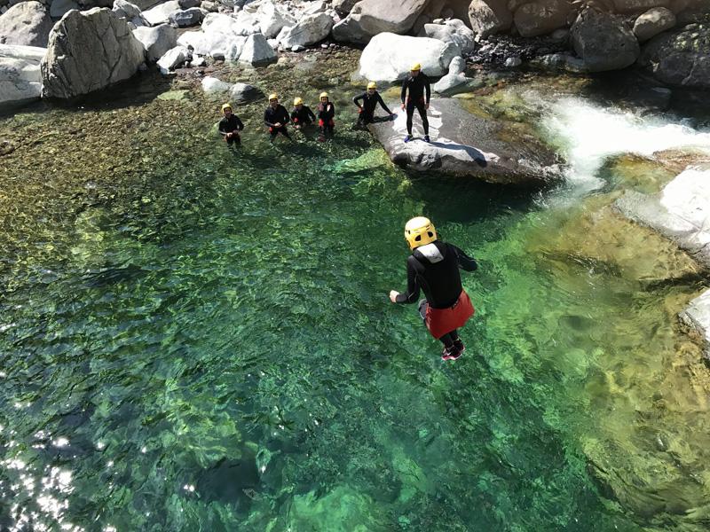 Avventure per bambini in Corsica