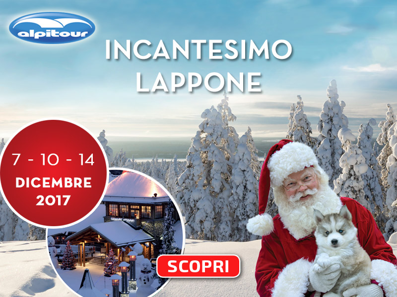 Viaggio in Lapponia con i bambini
