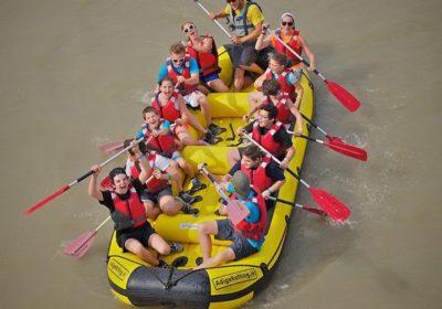 rafting firenze verona per bambini