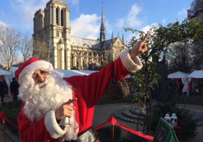 a parigi per natale con i bambini