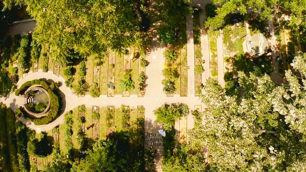 orto botanico di milano brera