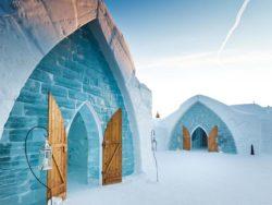 gli hotel di ghiaccio in europa