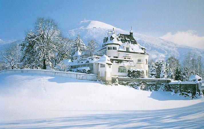castello scholoss igls austria tirolo innsbruck