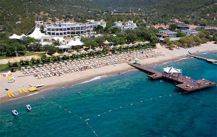 latanya beach resort turchia bodrum