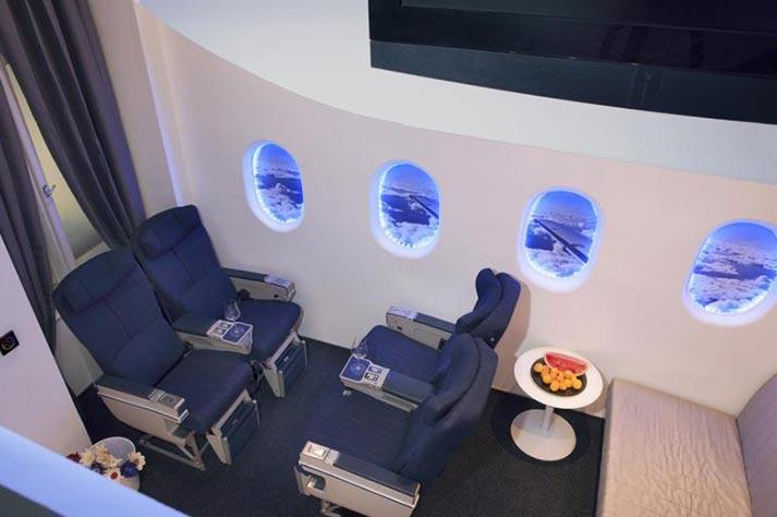 airline apartment budapest ungheria