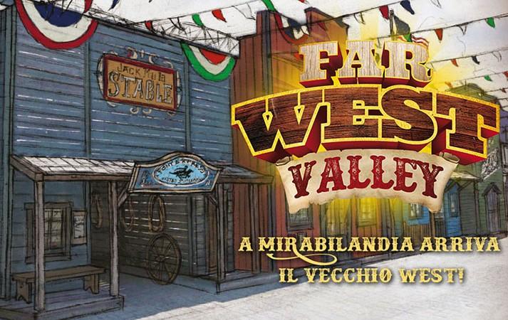 novità 2016 far west valley mirabilandia